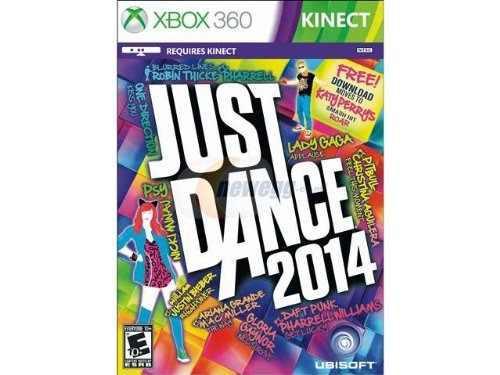 Juegos,x360 kine just dance 2014