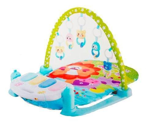 Juguete educativo gimnasio para bebé 5 en 1