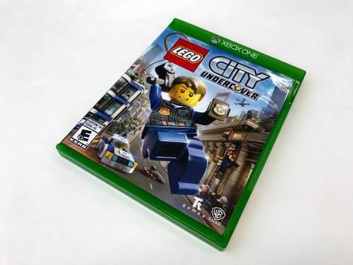 Lego City Undercover Juego Xbox One Como Nuevo