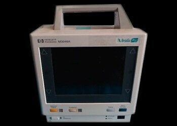 Monitor de paciente hp/ philips m3