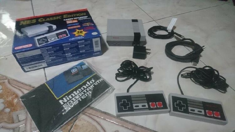Nintendo nes classic mini consola