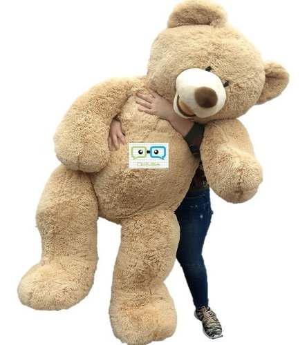 Oso gigante peluche osos colores 1.60 m !! envio gratis