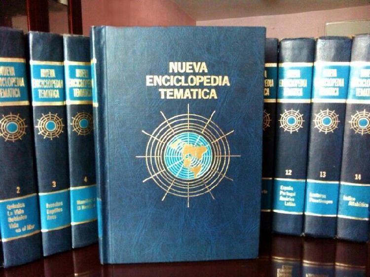Remato enciclopedia temática completa