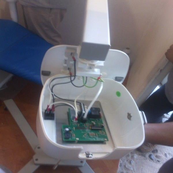 Reparación de rayos x dentales