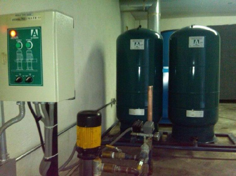 Reparación y mantenimiento de hidroneumáticos bombas
