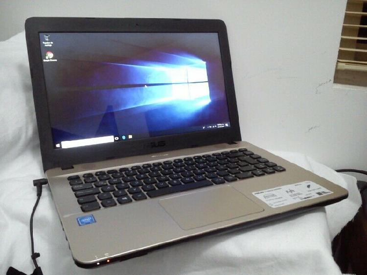 Seminueva laptop asus intel inside 4gbram 500gb h