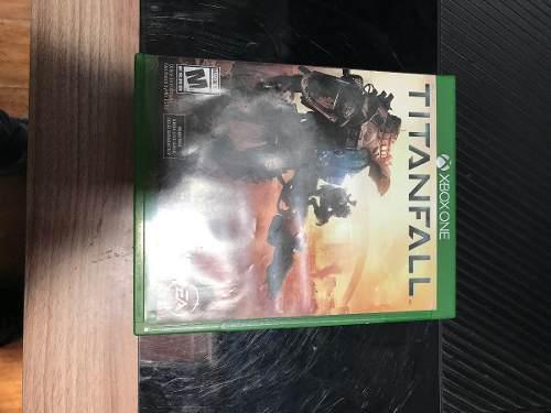 Titanfall juego xbox one