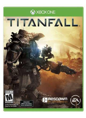 Titanfall xbox one nuevo blakhelmet e
