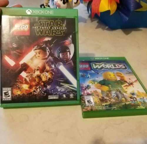 Video juegos xbox one star wars lego