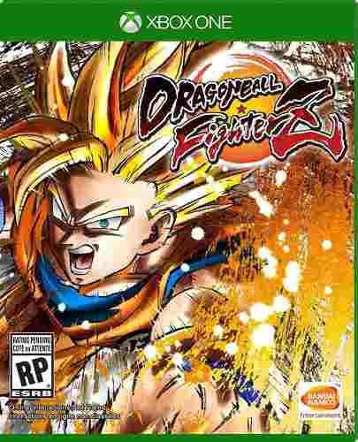 Xbox one - dragon ball z fighterz - juego fisico (mercado p)