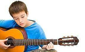 Clases de guitarra para cristianos, clases en grupo