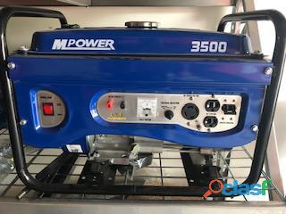 Generador mpower 3.5 kw 110 220 v EN VENTA