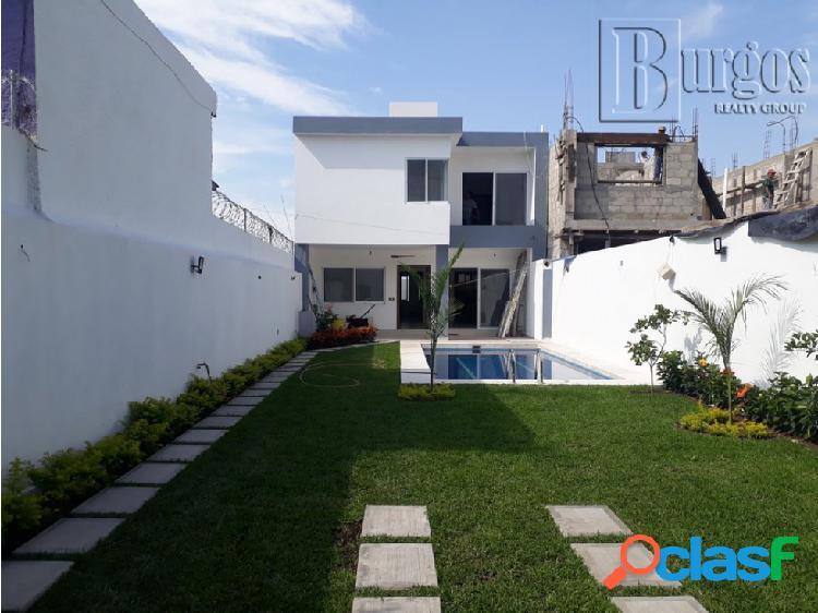Casa en venta al Sur de Cuernavaca. Brisas 2