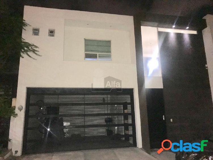 Casa sola en venta en Cumbres Elite Sector Villas, Monterrey, Nuevo León