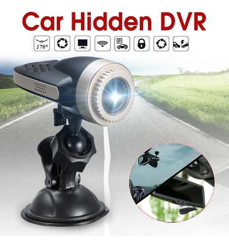 Auto videocámara 1080p fhd wifi oculta coche dash cam