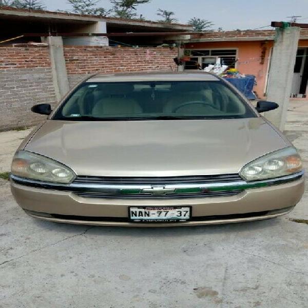Chevrolet malibu 2004 factura original enllantado
