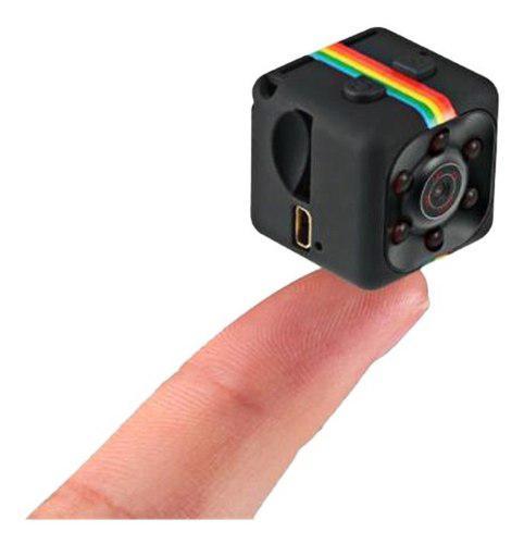 Cámara 1080p mini videocámara wifi visión nocturna quelim