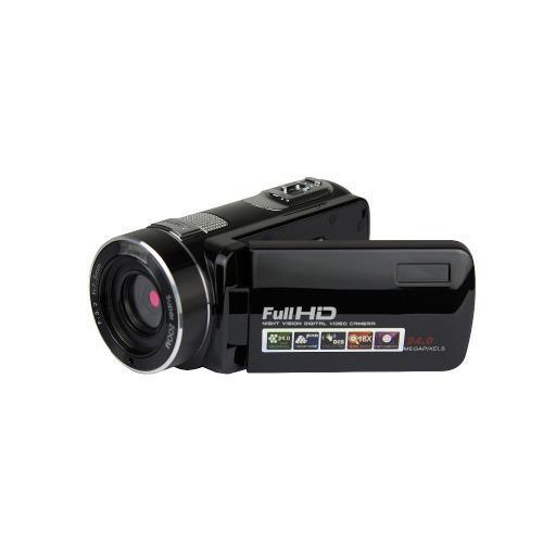 Cámara de video hd de 24.0mp videocámara pantalla lcd de 2