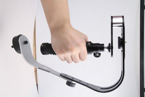 Estabilizador portátil p/cámara y videocámara gopro