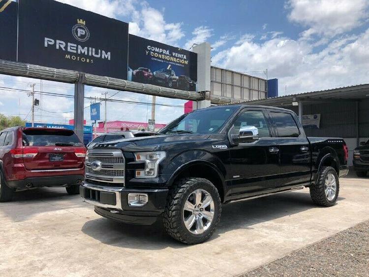 Ford lobo platinum 2016