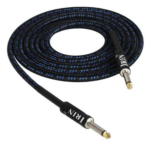 Guitarra eléctrica cable de bajo instrumento musical cable