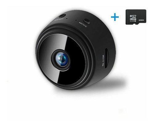 Mini cámara a9 wifi inalámbrico videocámara de seguridad