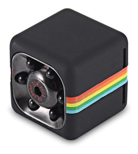 Mini videocámara dvr sq11 1080p hd para auto