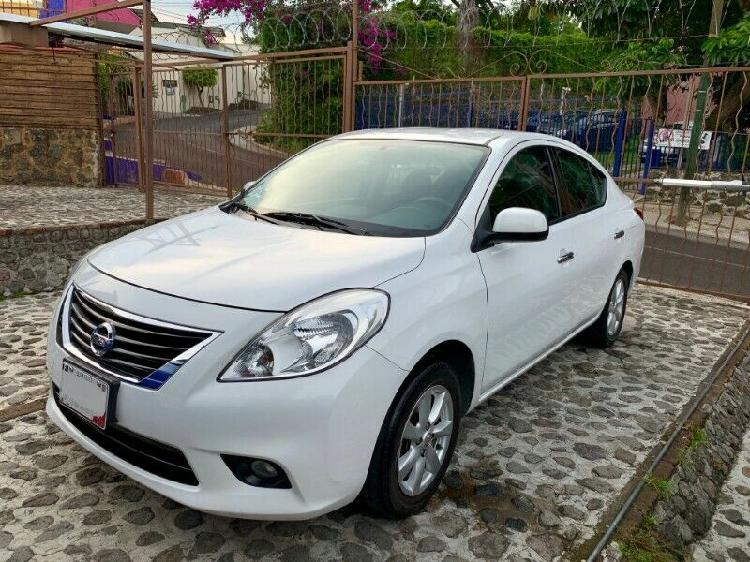 Nissan versa advance !! (2014)
