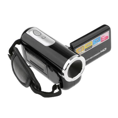 Nu Videocámara Portable Hd 8x Zoom Digital Cámara De