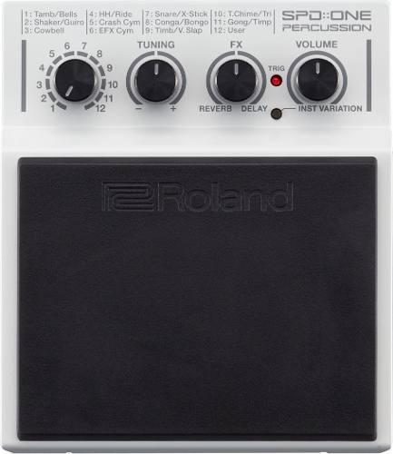 Roland Percusión De Batería Electrónica Almohadilla,