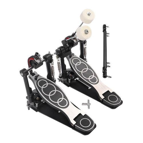 Set batería de bajo patada doble pedal batidora instrumento