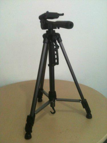 Tripié profesional nuevo para cámara o videocamara