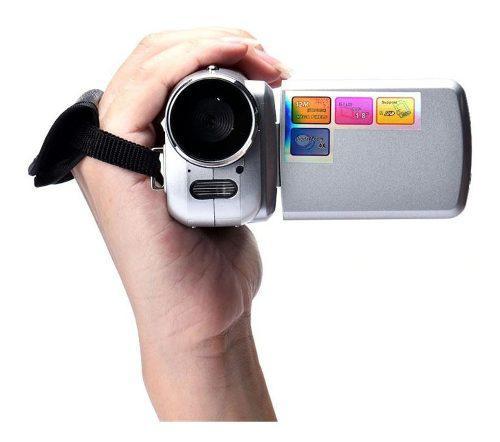 Videocamara digital portatil dv 16x hd 1080p noche cámara