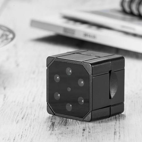 Videocamara hd mini camara micro video negro