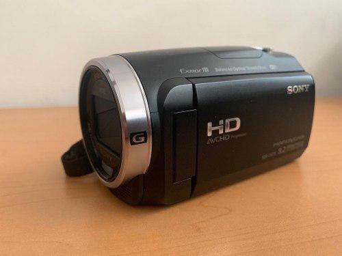 Videocamara sony hdr cx675 - handycam