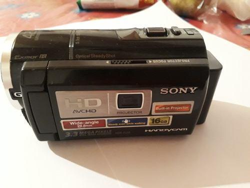 Videocamara sony hdr-pj10 full hd