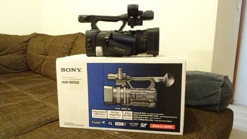 Videocamara sony hxr-nx100