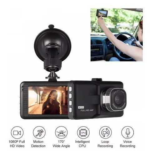 Videocámara para carro dashcam dvr only coche