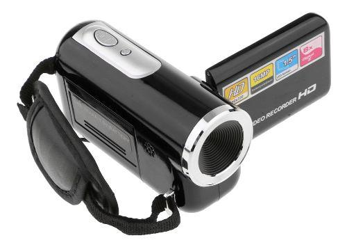 Videocámara Portátil Hd Mini Grabadora Cable Usb 720p Full