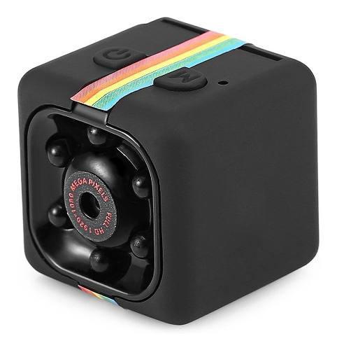 Videocámara sq11 mini camera 1080p hd con visión nocturna