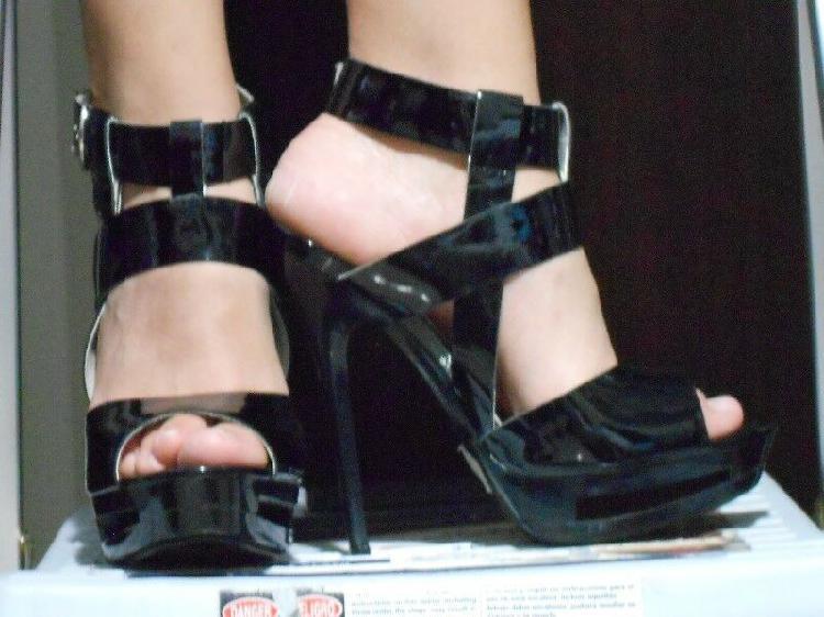 Zapatillas altas andrea