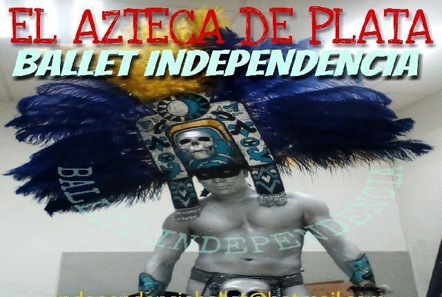 En xv años,bodas,eventos el azteca de plata show
