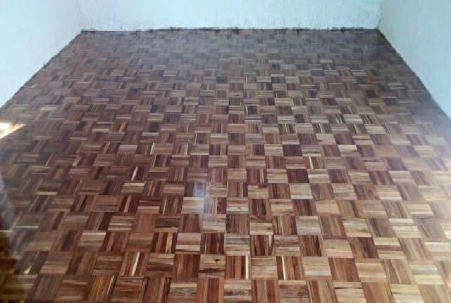 Piso de madera en parquet para decoracion de interiores tzal