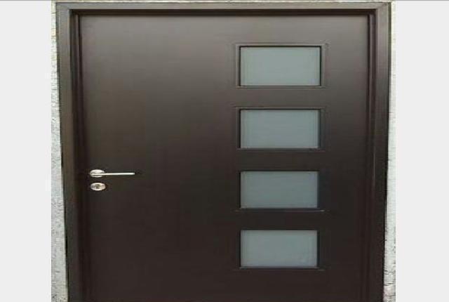 Puertas y ventajas de aluminio y herrería