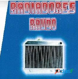 Radiadores automotices