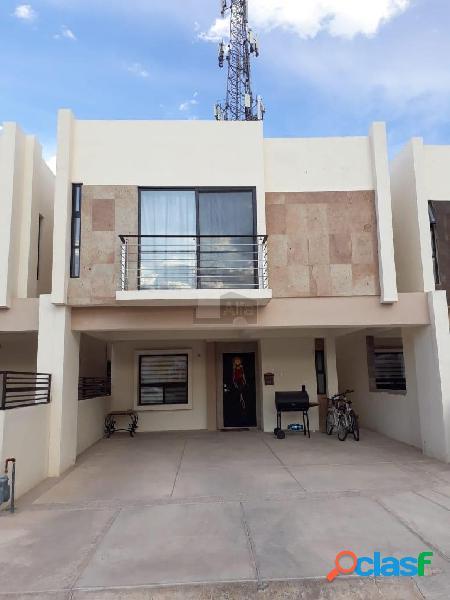 Casa en venta Ciudad Juárez Chihuahua Fraccionamiento Santa Clara