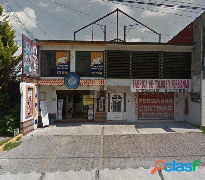 Edificio en Venta sobre Avenida Tecnológico Metepec