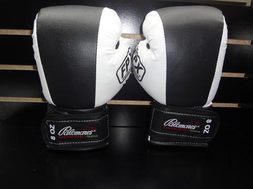 10 pares de guantes de box color knockout palomares genuino