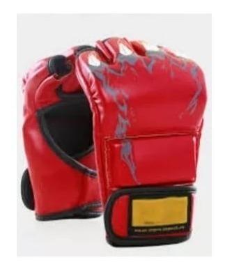 4 pares guantes ufc colon, box karate artes marciales valeto
