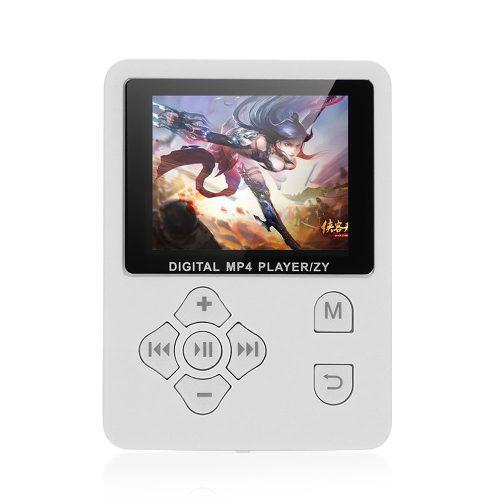 Color digital mp3 mp4 de 1,8 pulgadas reproductor de música